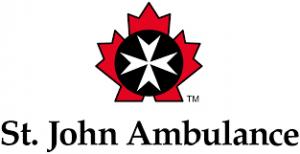 St John Ambulance logo - MV Mechanical Inc.