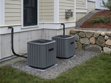 Outdoor residential heating and air conditioning inverters - MV Mechanical Inc.